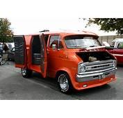 1972 Dodge Tradesman 100 Custom Van  A Photo On Flickriver