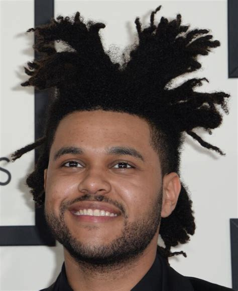 the weeknd hair style the weeknd cut his legendary hair for new album 39