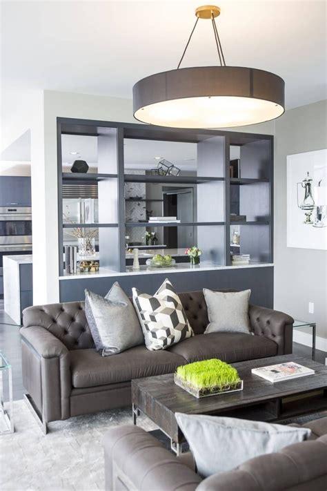 luxury condo  turner development group living room