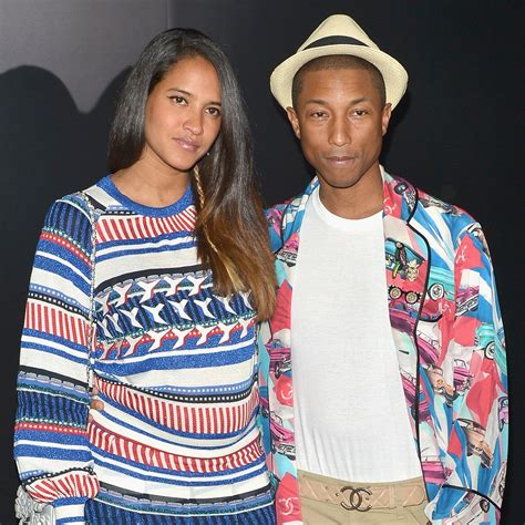helen lasichanh since october 12 2013 they have one pharrell williams and his wife helen are expecting their