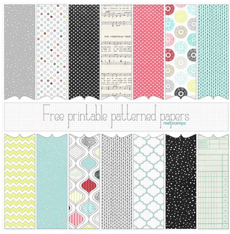 What To Make With Scrapbook Paper - where to find free digital scrapbook paper free digital