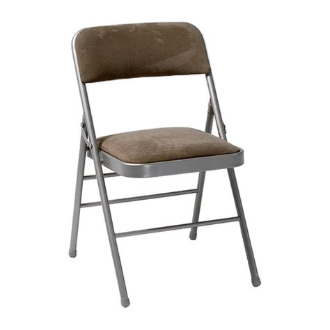 Cosco Folding Chairs Padded by Cosco Home And Office Steel Padded Folding Chair Set Of