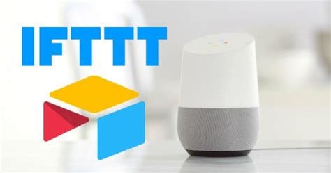 using home with ifttt