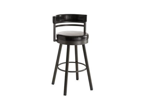 amisco ronny bar stool amisco bar and room ronny swivel bar height stool