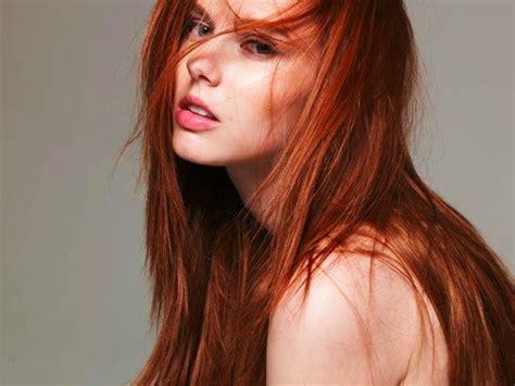 red pubic hair on women quelles couleurs porter quand on est rousse