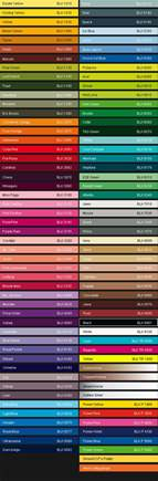 color and supply view color charts du all drafting supply