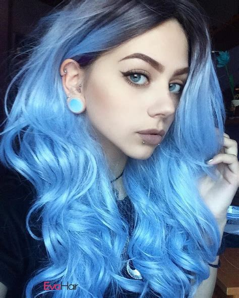 hairstyles color blue silver blue hair dye www pixshark com images galleries
