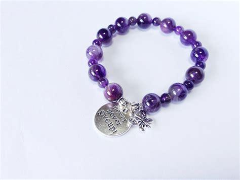 lupus awareness bracelet fibromyalgia awareness bracelet