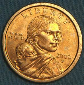 sacagawea gold dollar obverse 2000 flickr photo sharing