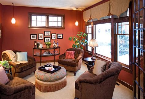 paint colors for small living rooms with brown furniture centerfieldbar