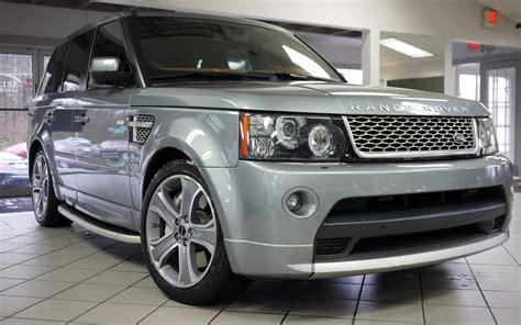 2012 land rover range rover sport used 2012 land rover range rover sport supercharged