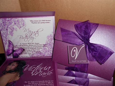 layout invitation for debut 18th birthday invitation quot debut quot invitations