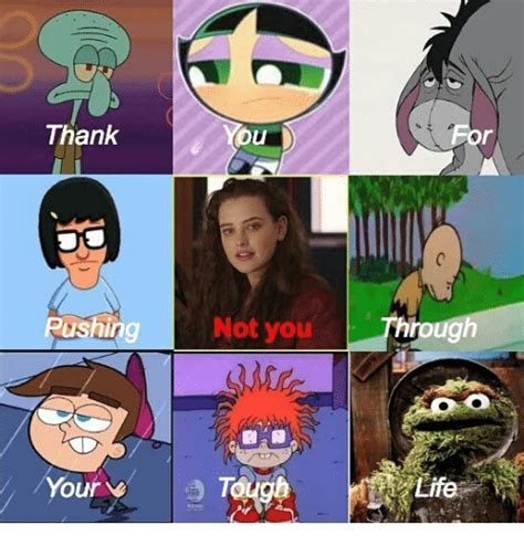 Not You Meme