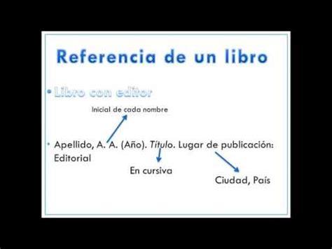libro como se filosofa a 191 c 243 mo debo realizar una referencia de un libro con editor seg 250 n el formato de las normas apa
