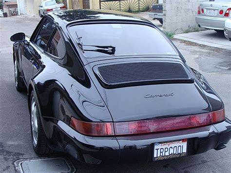 porsche 964 wide body 1994 porsche 911 carrera 4 wide body 964 for sale el