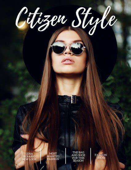 canva magazine customize 75 fashion magazine cover templates online canva