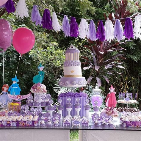 cumplea 241 os decorado de princesa sof 237 a tips de madre sofia the decoraciones para fiestas muyameno com fiestas