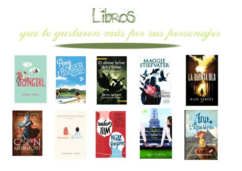 libro top 10 vancouver and el rinc 243 n de la lectura top ten tuesday diez libros en los que para el lector sean los
