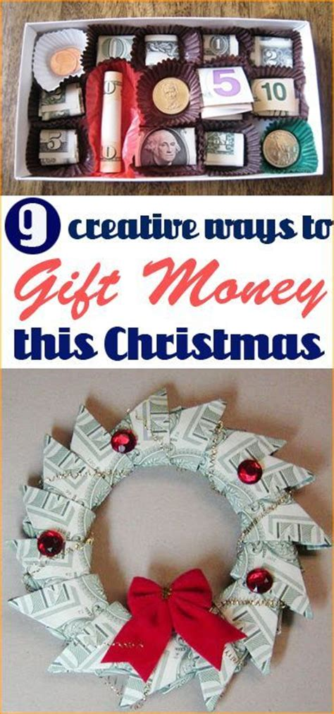 creative ways to gift money great ideas for last minute