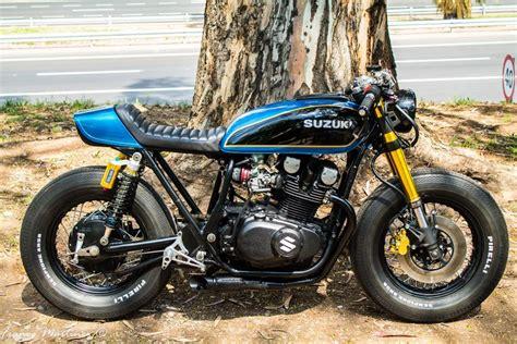 Suzuki Gs400 Cafe Racer Suzuki Gs400 Cafe Racer By Dino Cycles Bikebrewers