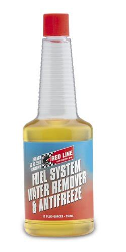 Fuel System Water Remover Line 60302 Fuel System Water Remover Anti Freeze 12