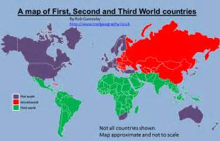 First World Map by Pics Photos Third World Country With First World Living