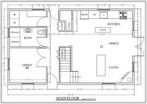 House Plans With Basement 24 X 44 24 X 36 House Plan Plans Or For Free Consultation On