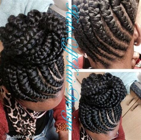 ghanian lines braides ghana braids ghana braids with updo straight up braids