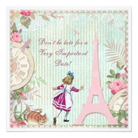 feminine birthday card templates 441 best feminine birthday invitations images on