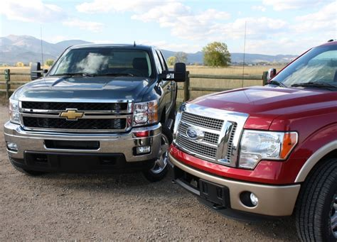 Ford F 150 vs Chevy Silverado   Ford F 150 Blog