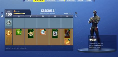 how fortnite xp works guide how to level up your season 4 battle pass and