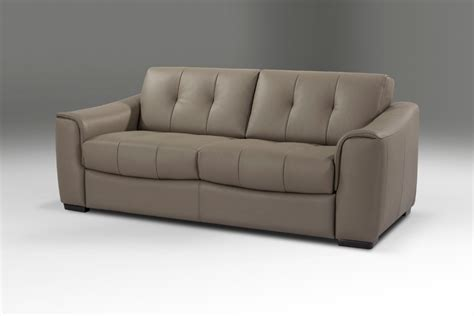 designer genuine leather sofa bed 3 seater with removable