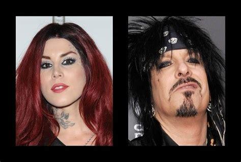 who is kat sketch dating kat sketch boyfriend husband kat von d dated nikki sixx kat von d girlfriend zimbio