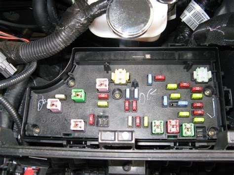 2006 pt cruiser fuse diagram 2006 pt cruiser fuse box location fuse box and wiring