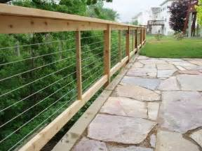 25 best ideas about cable fencing on