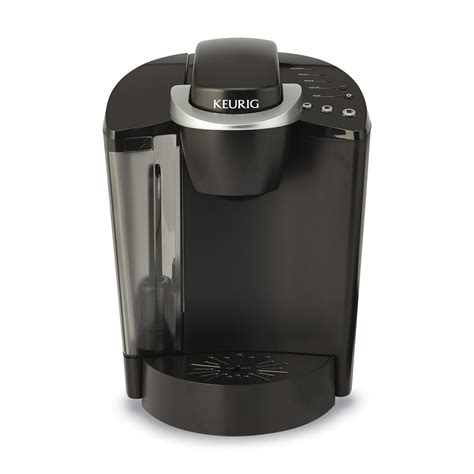 Keurig Coffee Maker keurig 112244 k45 black silvertone single serve coffee maker