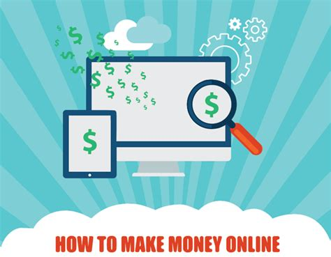 How To Make Money Online As A Graphic Designer - how to make money online infographic