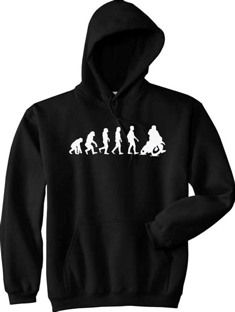 Hoodie Bmx Black evolution motocross bmx dirt bike motorcyle racing sport hoodie new black ebay