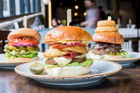 Handmade Burger 2 For 1 - handmade burger co bournemouth bookatable
