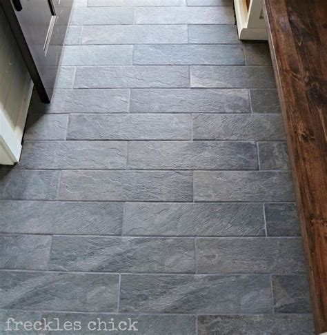 slate floors floor ceramic tiles colors pictures freckles chick mini mudroom tiled benchedstyle