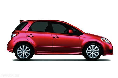 Suzuki 2012 Sx4 2012 Suzuki Sx4 Image 7