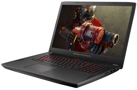 Asus Prosesor Amd Laptop asus rog strix gl702zc gaming laptop with eight amd