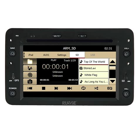 mpeg format dvd player 6 2 car dvd player gps navigation for alfa romeo spider