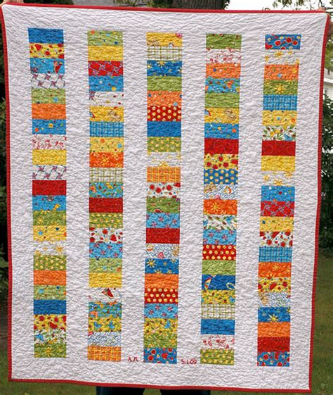 Stacked Coin Quilt Pattern by Stacked Coins Quilt Fabricmomfabricmom