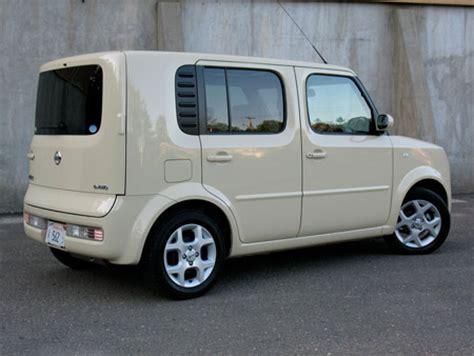 Toyota Cube Review 2008 Nissan Cube Jdm Spec Autoblog