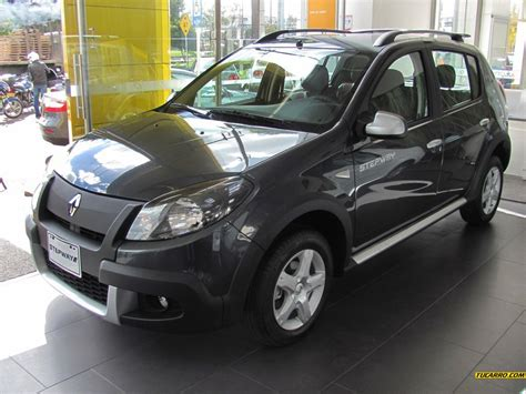 2013 Renault Sandero Stepway Pictures Information And