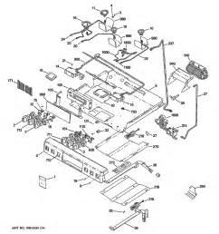 Ge Cooktop Repair Ge Gas Range Parts Model Cgs980sem1ss Sears Partsdirect