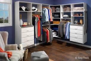 Amazing Corner Shelving Unit For Closet Part   4: Amazing Corner Shelving Unit For Closet Design Ideas