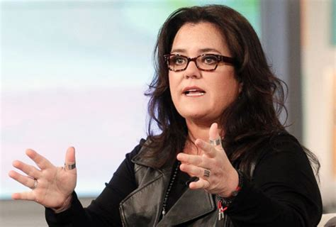 Banks Feels Up Rosie Odonnell by Rosie O Donnell Splits From Second Quitting Abc S