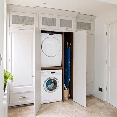 design cupboard laundry white laundry room utility room designs white laundry